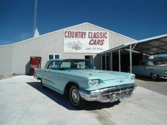 1960 Ford Thunderbird | 938405