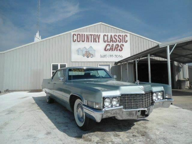 1969 Cadillac 4-Dr | 938407