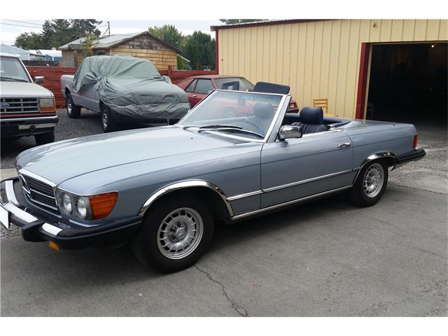 1984 Mercedes-Benz 380SL | 930841