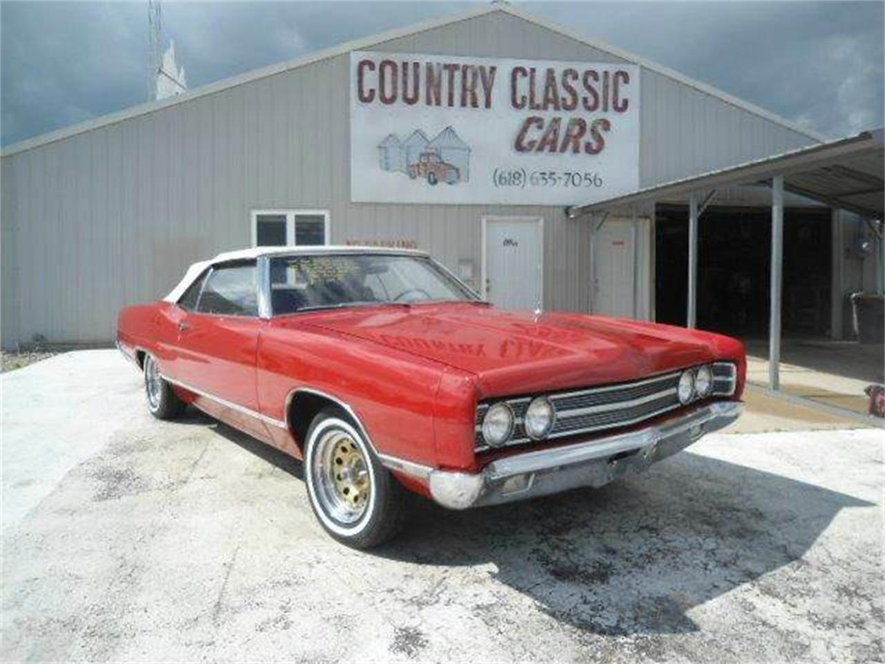 1969 ford galaxie for sale cc 938410. Black Bedroom Furniture Sets. Home Design Ideas