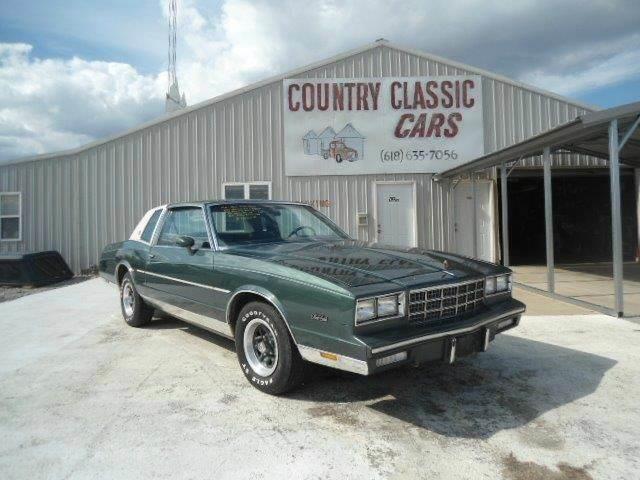 1981 Chevrolet Monte Carlo | 938411