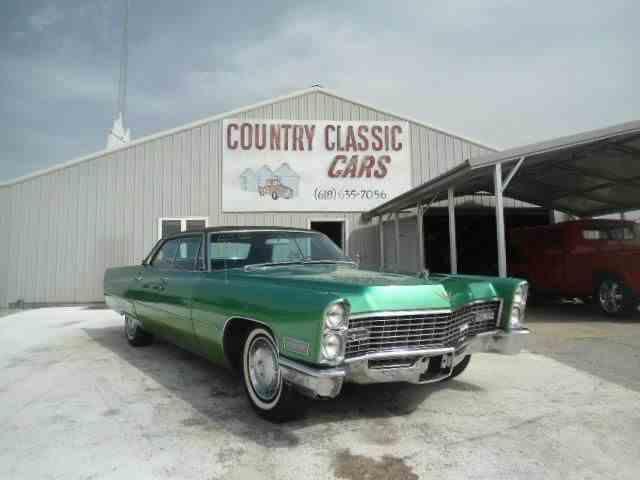 1967 Cadillac 4-Dr | 938415
