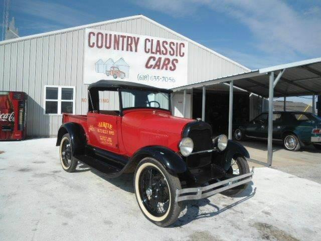 1929 Ford Model A | 938419