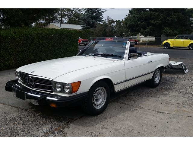1983 Mercedes-Benz 380SL | 930842