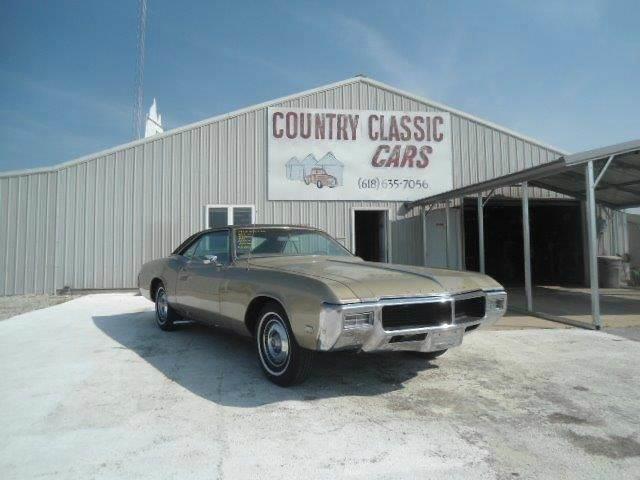 1968 Buick Riviera | 938421