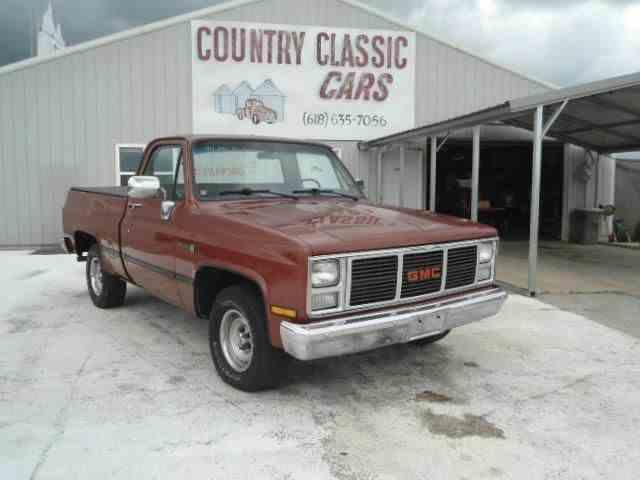 1986 GMC Pickup | 938423