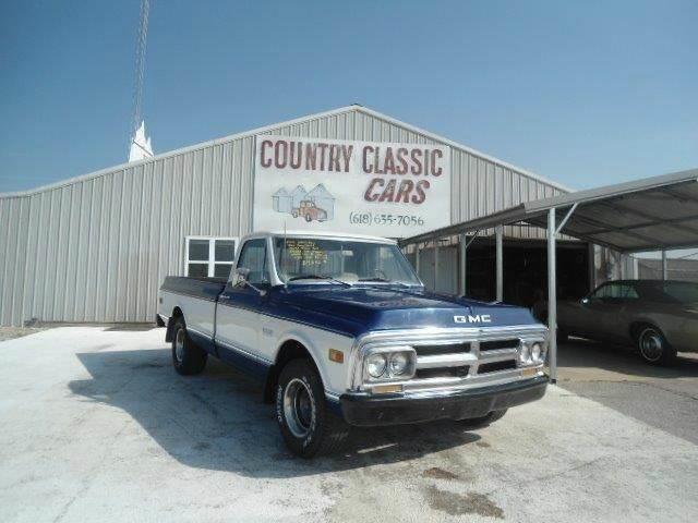 1970 GMC Pickup | 938424