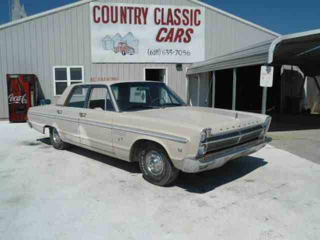 1965 Plymouth Fury III | 938425
