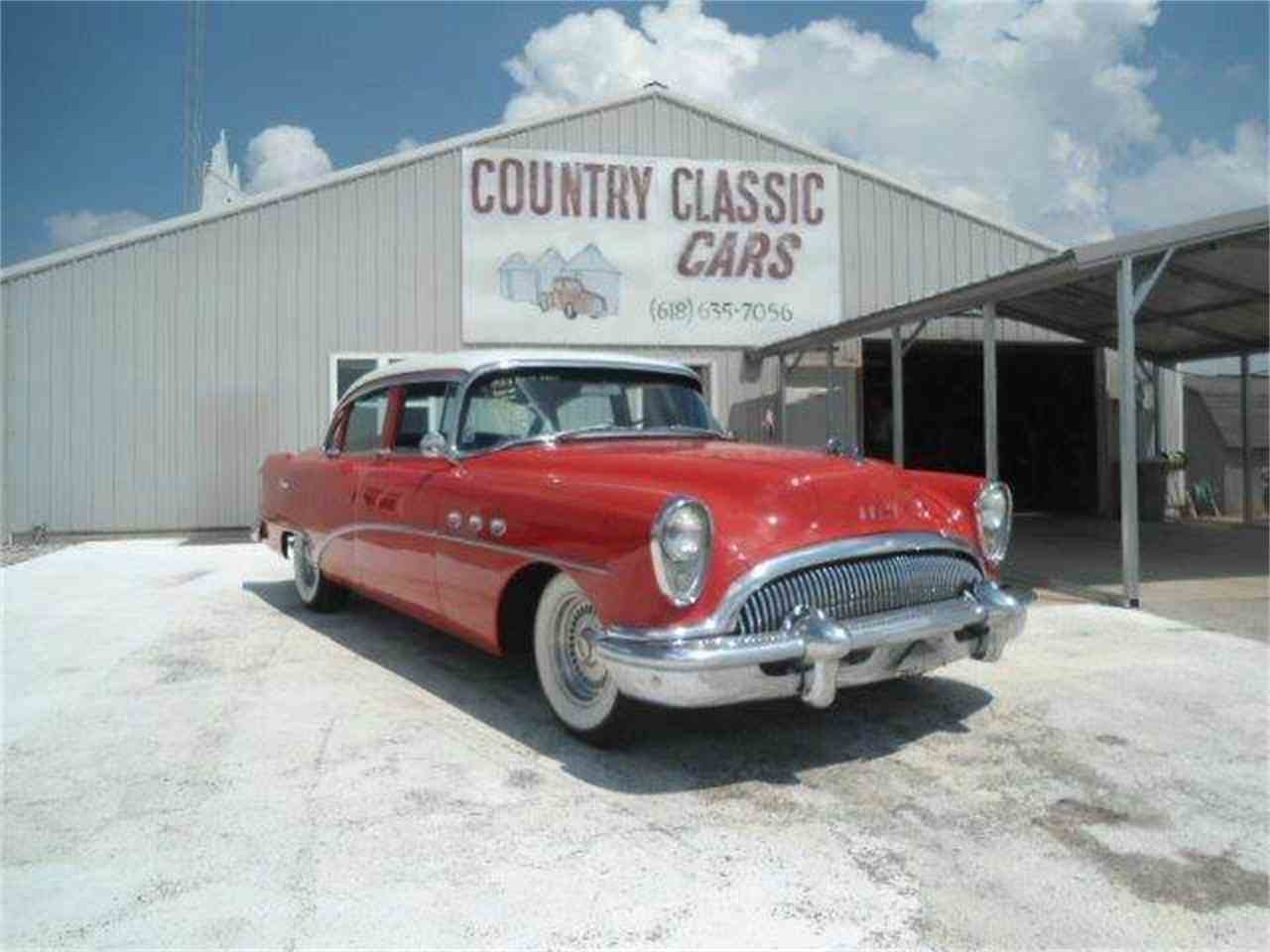 1954 buick special for sale cc 938426. Black Bedroom Furniture Sets. Home Design Ideas