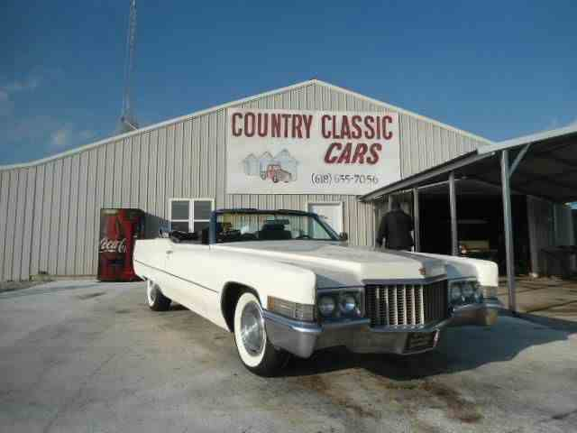 Classic Cadillac Convertible For Sale On Classiccars Com