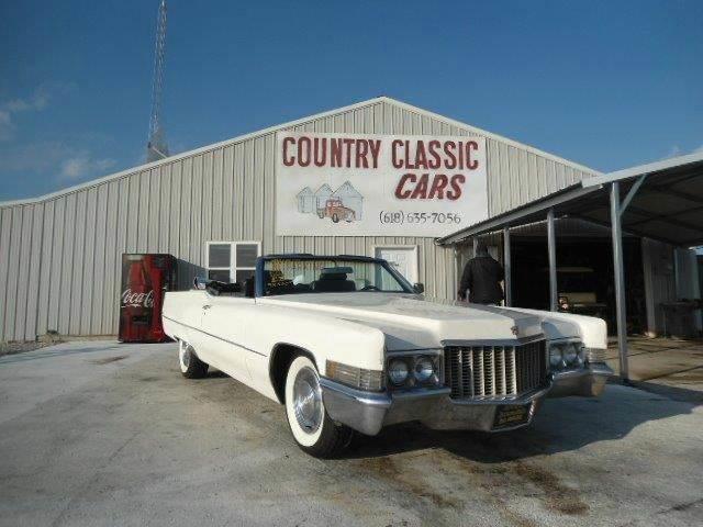 1970 Cadillac Convertible | 938427