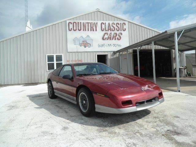 1987 Pontiac Fiero | 938428