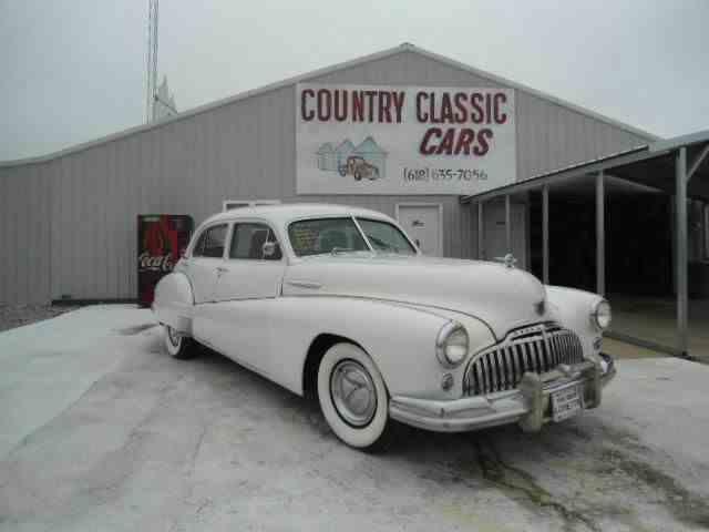 1946 Buick Sedanette | 938429