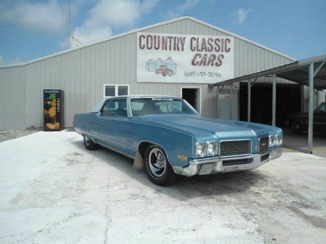 1970 Oldsmobile 98 | 938430