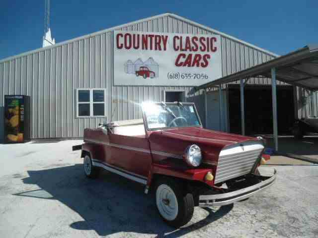 1959 King Midget Convertible | 938435