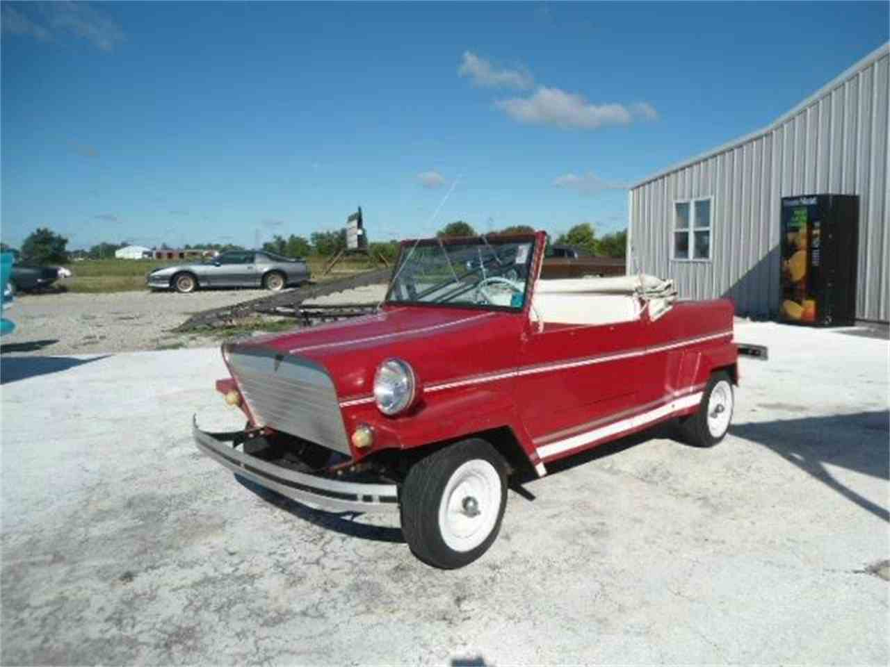 1959 king midget convertible for sale cc 938435. Black Bedroom Furniture Sets. Home Design Ideas