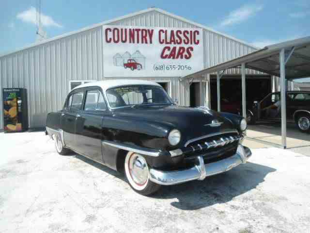 1953 Plymouth Cranbrook | 938440