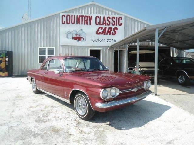 1964 Chevrolet Corvair Monza | 938441