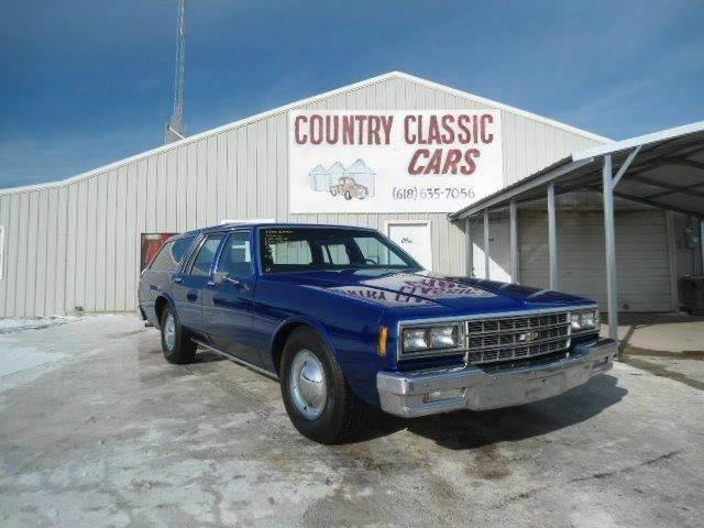 1982 Chevrolet Impala   938444