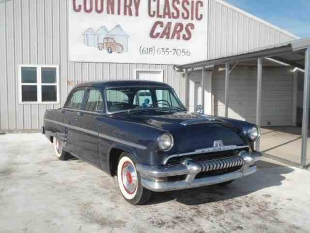 1954 Mercury 4-Dr Sedan | 938460