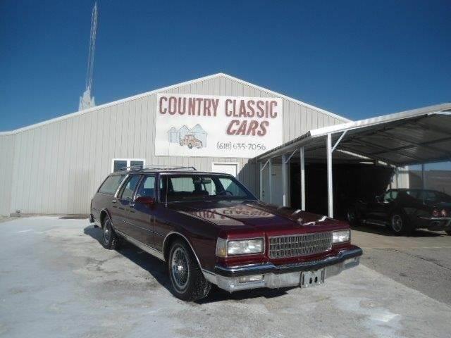 1988 Chevrolet Caprice | 938461