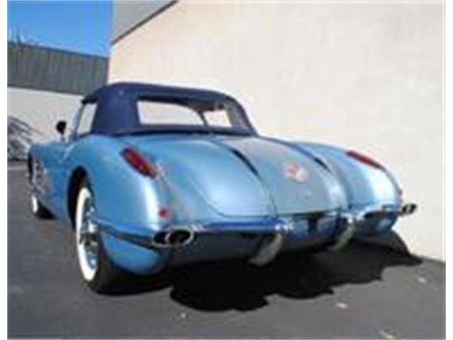 1958 Chevrolet Corvette | 938462