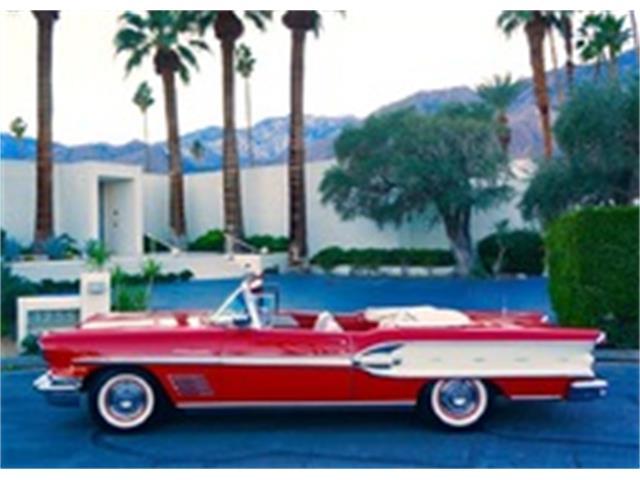 1958 Pontiac Bonneville  F/I   938466