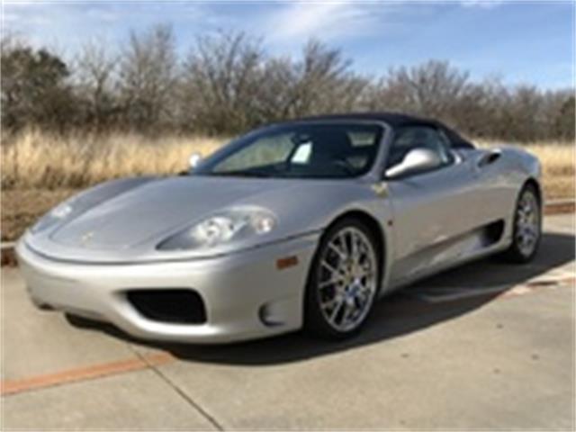 2003 Ferrari 360 | 938468