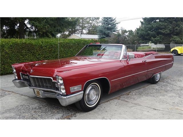 1968 Cadillac DeVille | 930847