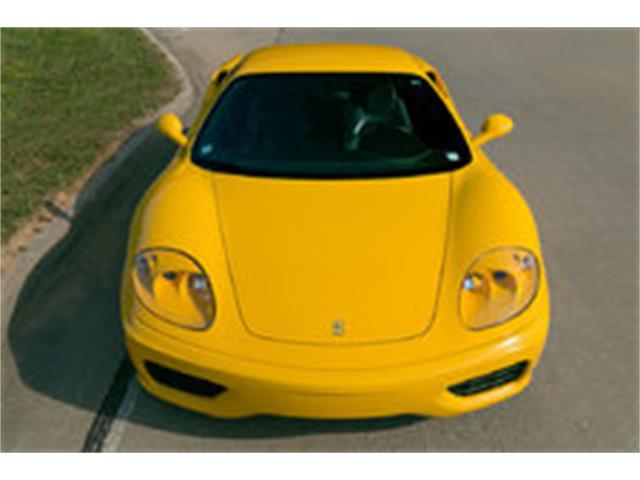 2000 Ferrari 360 Modena six speed | 938476