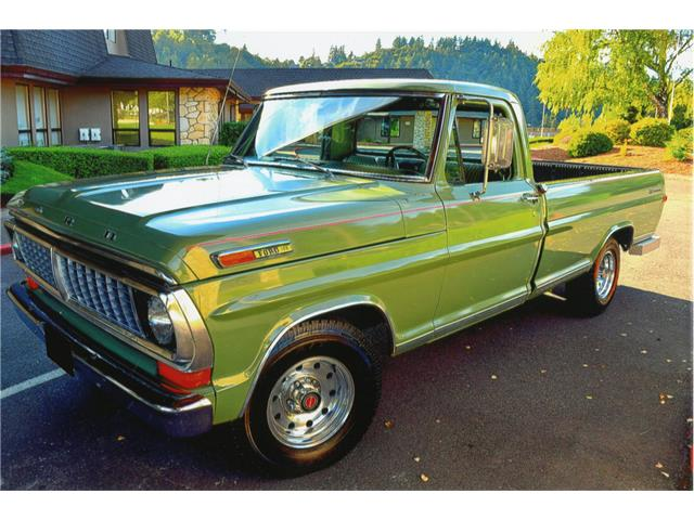 1970 Ford F100 | 930848