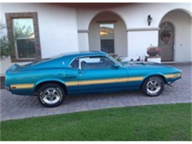 1970 Ford Shelby GT350 | 938484