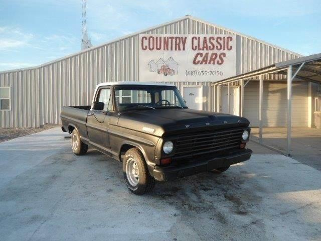 1967 Ford F100 | 938486