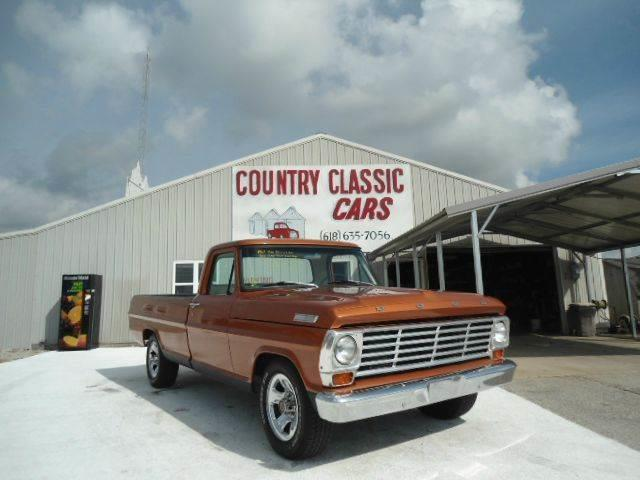 1967 Ford Pickup | 938487