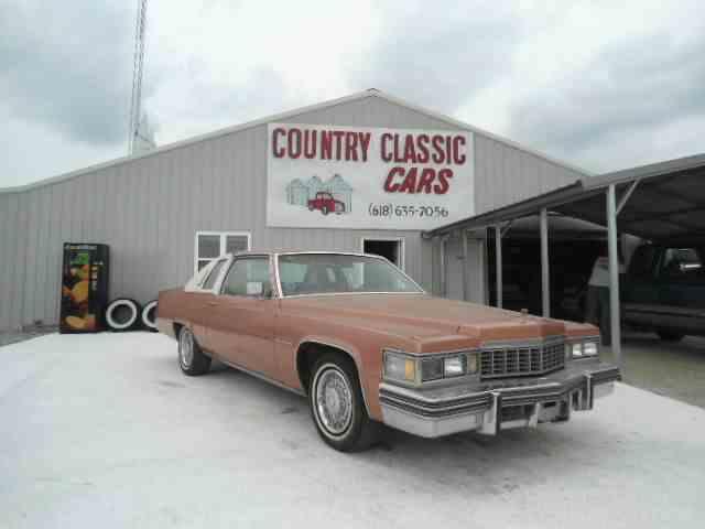 1977 Cadillac DeVille | 938501