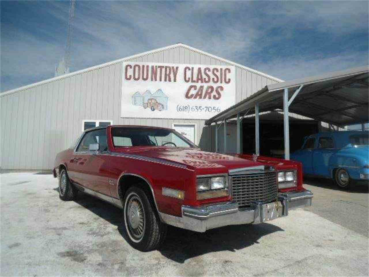 Large Picture of '79 Eldorado - K45I