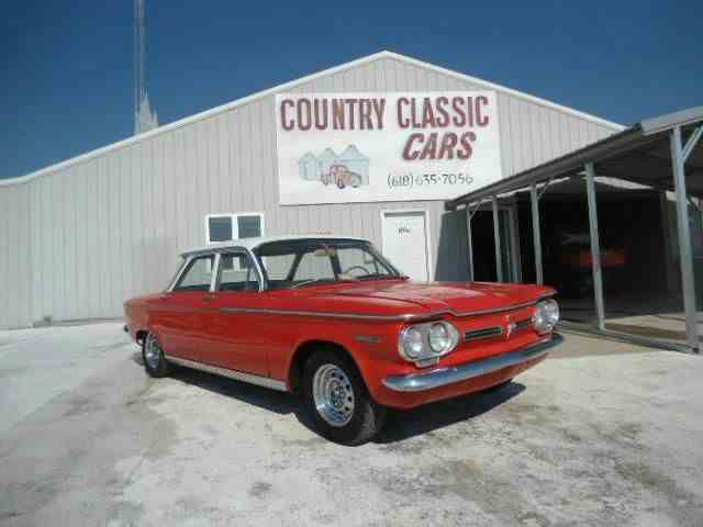 1962 Chevrolet Corvair | 938503