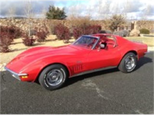 1971 Chevrolet Corvette | 938509