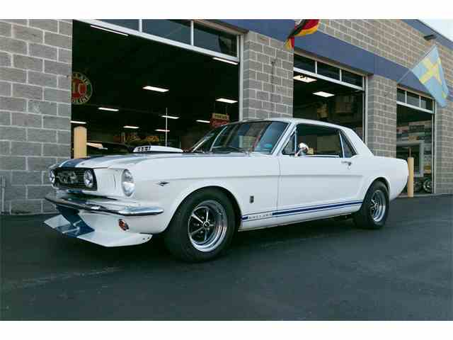 1966 Ford Mustang | 930851