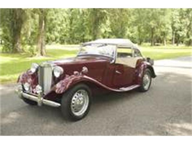 1952 MG TD | 938534