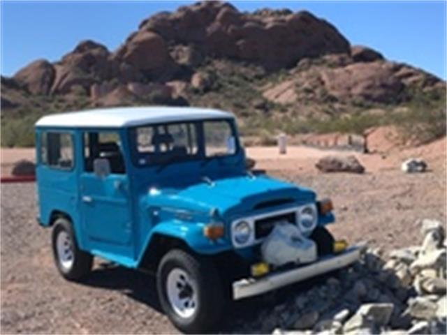 1980 Toyota BJ41 Land Cruiser | 938535