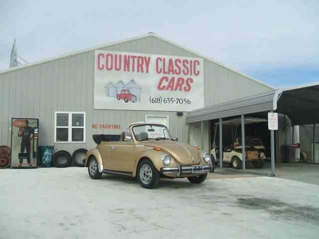 1974 Volkswagen Beetle | 938539