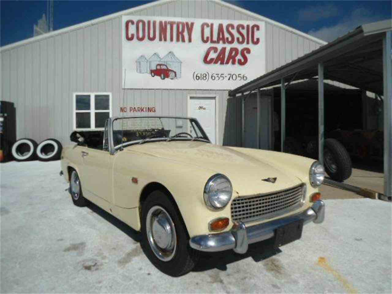 1969 Austin-Healey Roadster for Sale - CC-938541