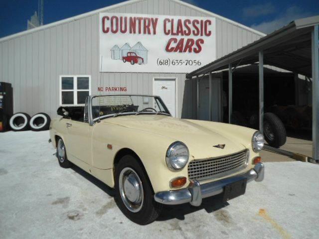1969 Austin-Healey Roadster | 938541