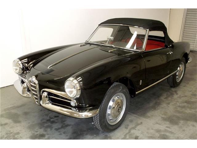 1959 Alfa Romeo Giulietta Spider | 930855