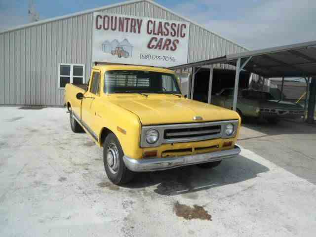 1969 International Pickup | 938558
