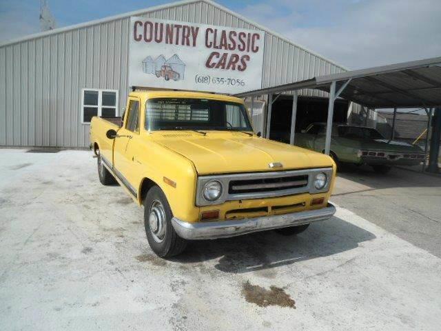 1969 International Pickup | 938558