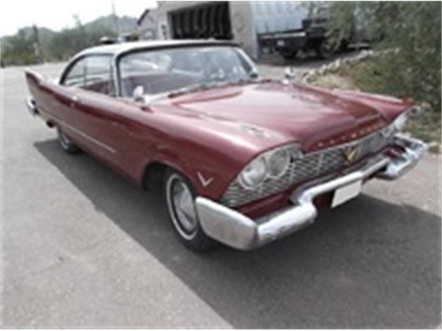 1957 Plymouth Savoy   938560
