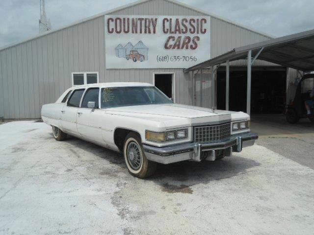 1976 Cadillac Fleetwood | 938570