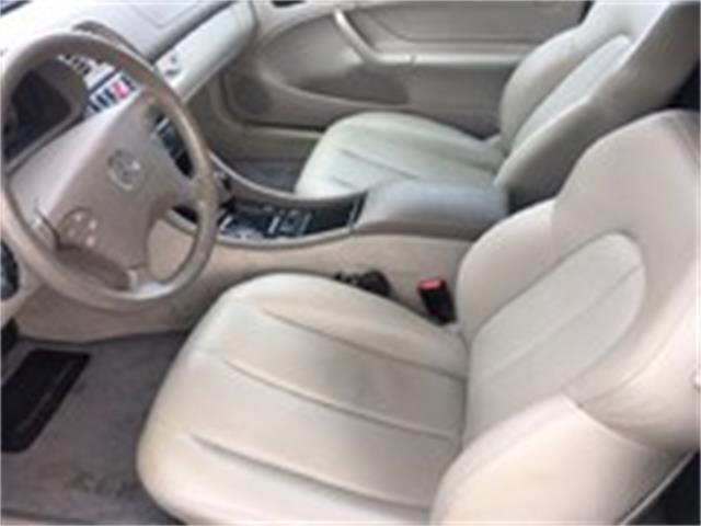 2001 Mercedes-Benz CLK430 | 938573
